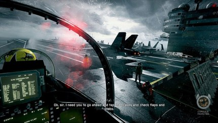 Battlefield 3 Shows Face