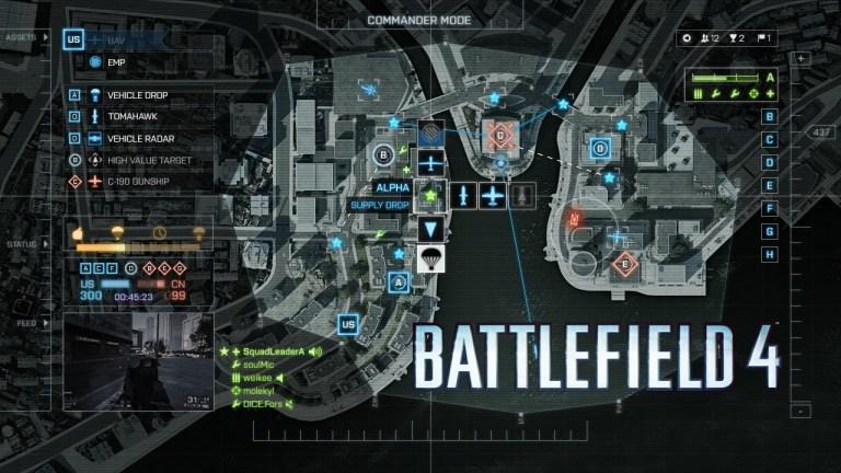 Battlefield 4 - Official Commander Mode Trailer