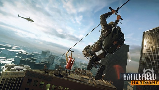 Battlefield Hardline remains top of UK Video Games Chart