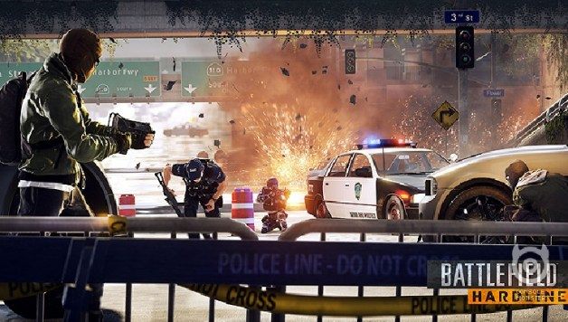 Battlefield Hardline tops UK Video Games Chart for fourth successive week