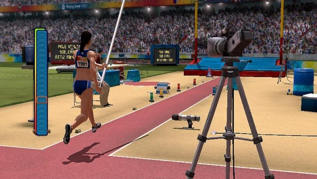 Beijing 2008: The Official Video Game Of The Olympics Review