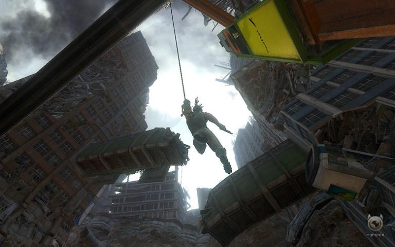 Bionic Commando Multiplayer Demo out now!