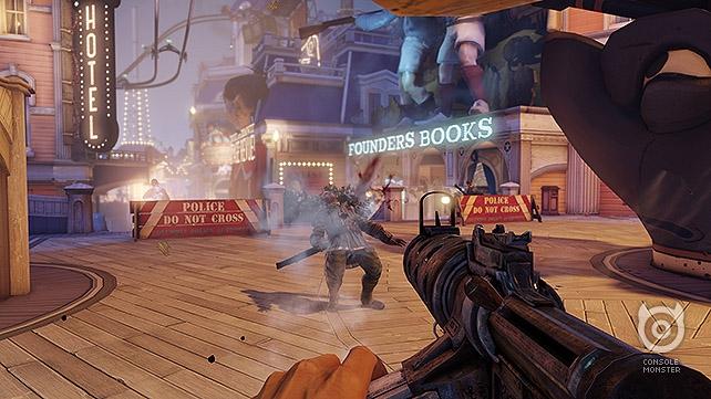 Bioshock Infinite delayed