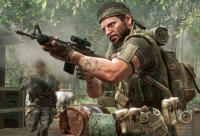 Black Ops beats Battlefield 3 on the Live Activity charts