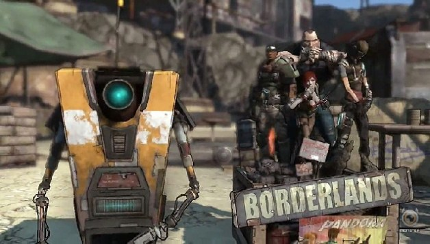 Borderlands 360 Requires HDD
