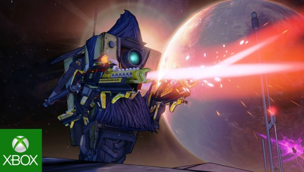 Borderlands The Pre-Sequel - Launch Trailer
