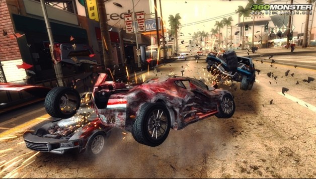 Burnout Demo crashes onto the Marketplace