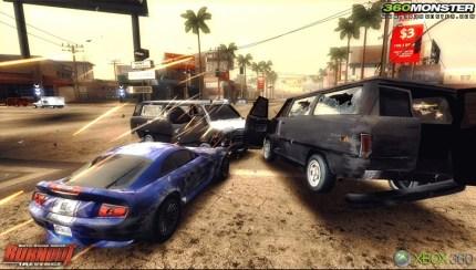 Burnout Revenge update: New cars