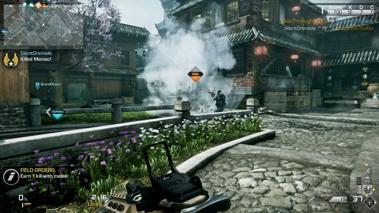 Call Of Duty: Ghosts - Dynasty Map Preview