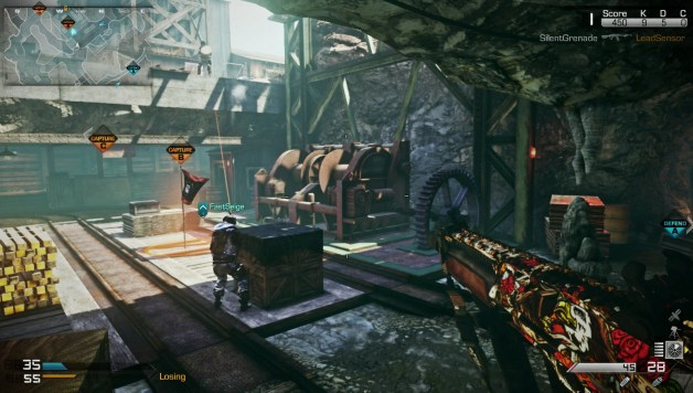 Call Of Duty: Ghosts - Goldrush Map Preview