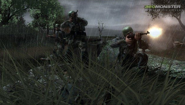 Call of Duty 3 Single and Multiplayer Hands-On