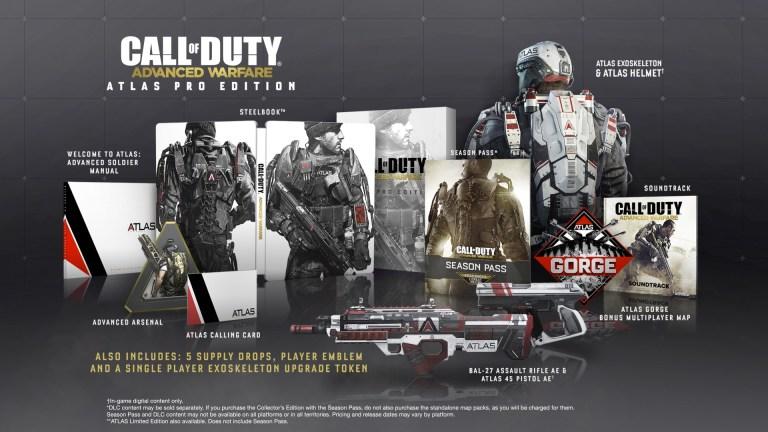 Call of Duty: Advanced Warfare - Collector's Edition Trailer