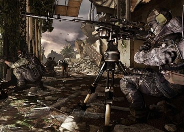 Call of Duty: Ghosts has zombies-like Aliens mode