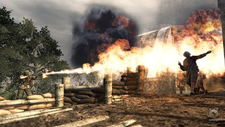 Call of Duty: World at War shoots to 1500 GamerScore
