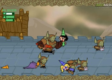 Castle Crashers patch is GO!