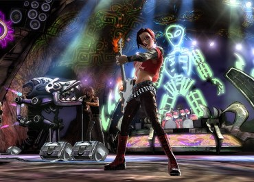 Coldplay debut on Guitar Hero III