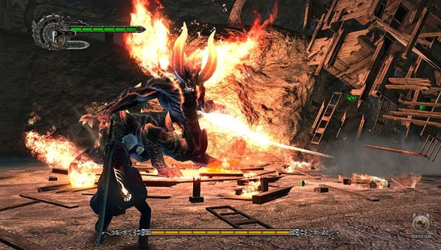 Content: Devil May Cry 4