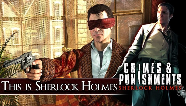 Crimes & Punishments: Sherlock Holmes - Announcement Trailer