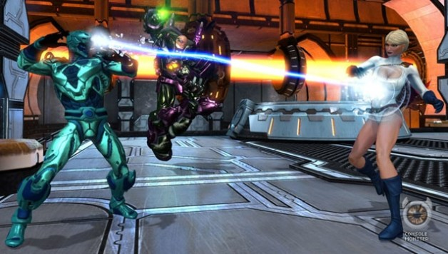 DC Universe Online Review