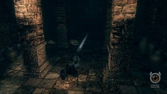 Dark Souls Prologue #2 raises