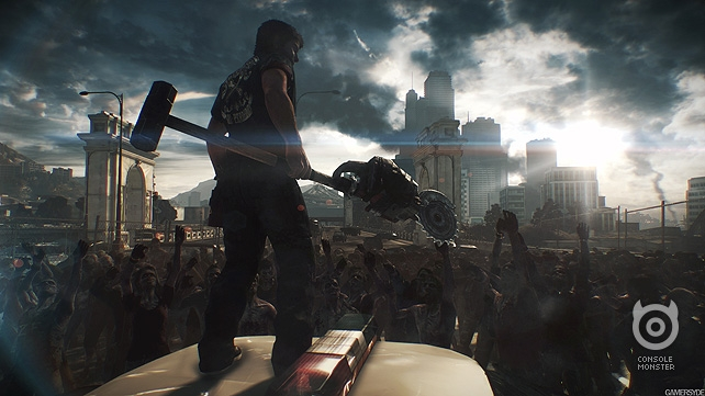 Dead Rising 3 is a co-op paradise packed with Kinect-enabled taunts