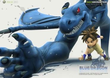 Demo: Blue Dragon