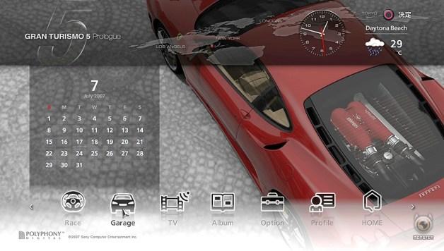 Demo: Gran Turismo 5 Prologue (Japan)