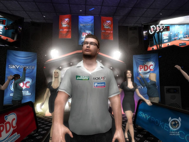 Demo: PDC World Championship Darts