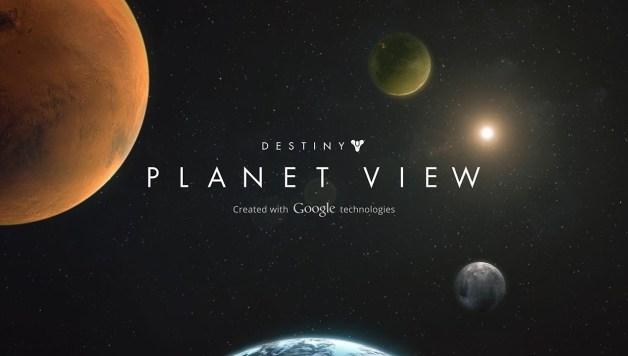 Destiny - Planet View Trailer