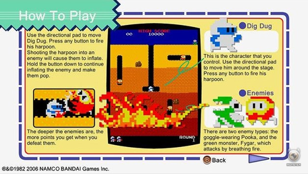 Dig Dug Review