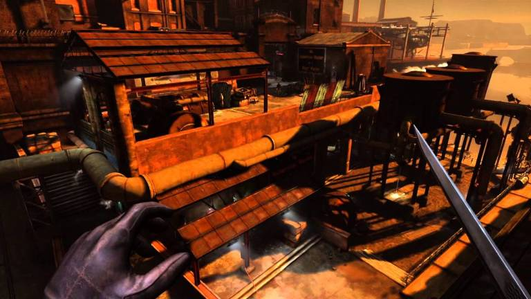 Dishonored - The Knife of Dunwall DLC Trailer