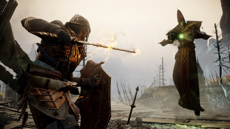Dragon Age: Inquisition - Crafting & Customisation Gameplay Video