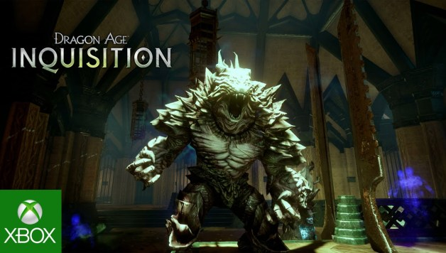 Dragon Age: Inquisition - Multiplayer Gameplay Trailer