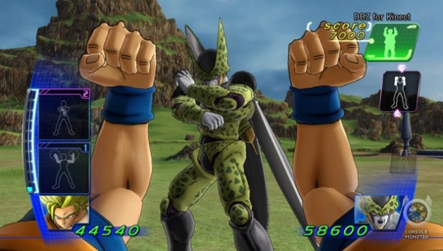 Dragon Ball Z: Kinect Review