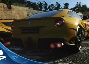 Driveclub - Gamescom 2014