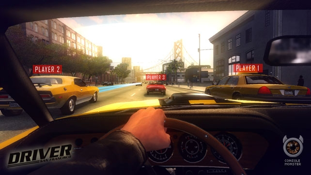 Driver San Francisco Preview