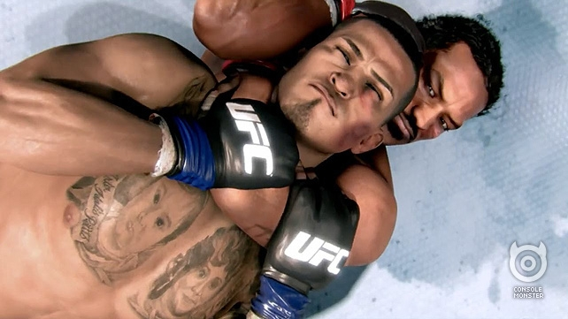 EA Sports UFC games may be released every 2 years