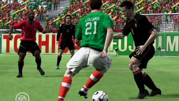 EA to make FIFA games until 2014