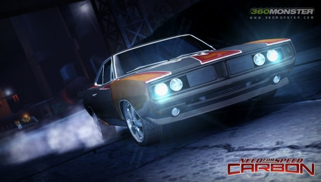 EA to officially announce Need for Speed: Carbon