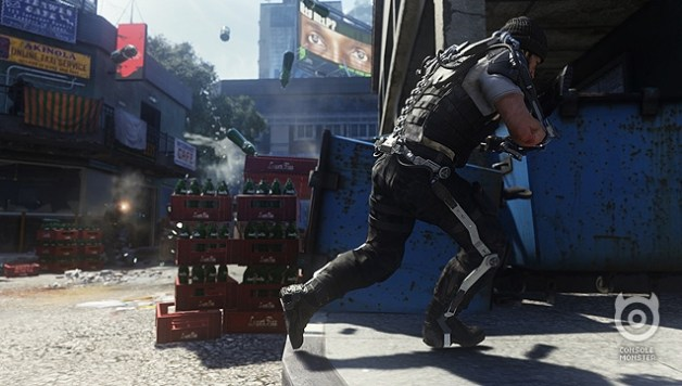 Exo Zombies coming to Call of Duty: Advanced Warfare in 2015