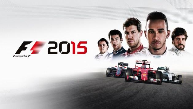 F1 2015 - Teaser Trailer & Launch Details