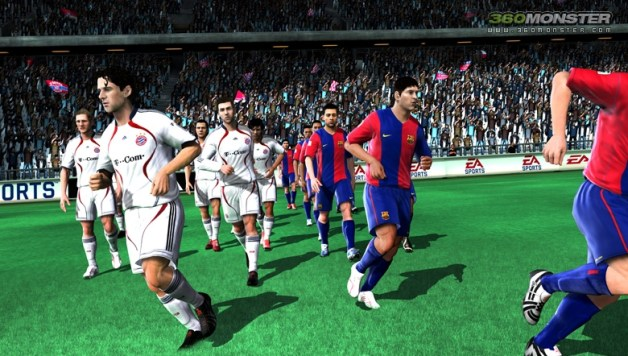 FIFA 07 Review