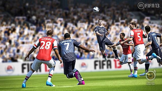 FIFA 13 - 'The Football Social Network'