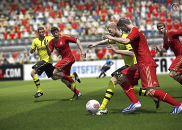 FIFA 14 becomes 'gaming partner' of Liverpool