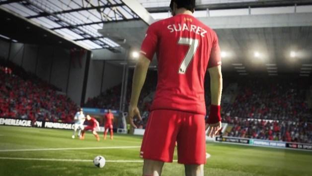 FIFA 15 - Feel the Game Teaser