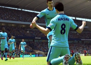 FIFA 15 - Manchester City Trailer