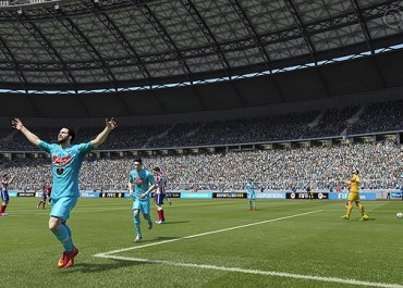 FIFA 15: North America cover star unveiled