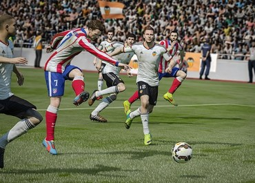 FIFA 15 is bookies' favourite for Christmas top spot