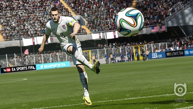 FIFA 15 will not include Brazilian teams
