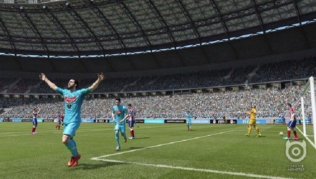 FIFA 16 tops UK Video Games Chart